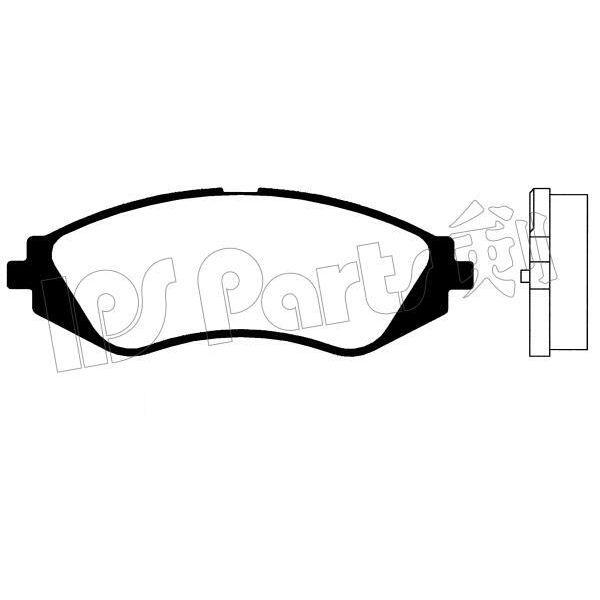 KIT CUSC. PSA C2 (NO ABS) - C3 - 206 - 306 (VKBA3554)