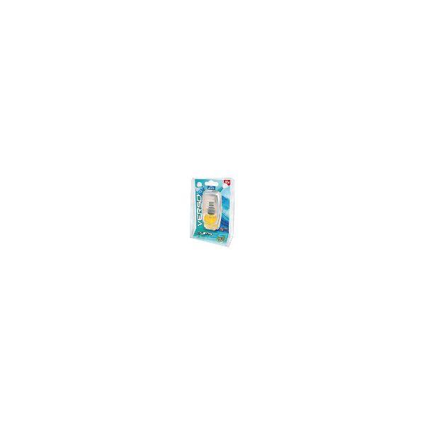 COPPIA LAMPADE XENON SUPER-WHITE H4 5000K